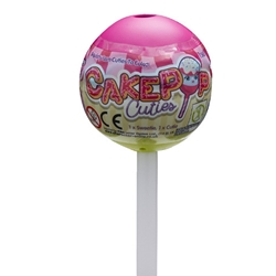 Cake Pop Cuties - Figurina Moale in Acadea Cake Pop