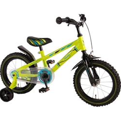E and L Cycles - Bicicleta Blade Electric Green 14 inch