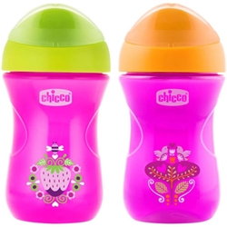 Chicco - Canita Easy Cup Girl 12 Luni+