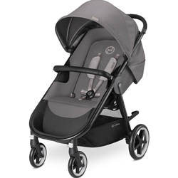 Cybex - Carucior Sport Agis M-AIR 4 Manhattan Grey