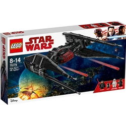 Lego - LEGO Star Wars TIE Fighter-ul lui Kylo Ren 75179