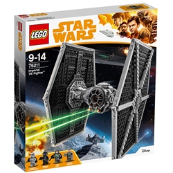 Lego - LEGO Star Wars Imperial TIE Fighter 75211
