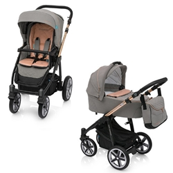 Baby Design - Carucior Multifunctional 2 in 1 Lupo Comfort Limited 2018