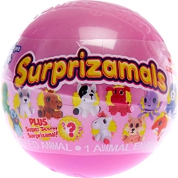 Teddy Bear Toys - Plus Surprizamals Seria 3