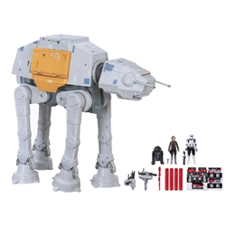 Diverdse - Transportor imperial AT-ACT motorizat cu Tun NERF Star Wars Rogue One