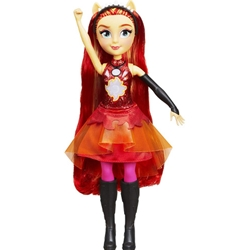Hasbro - Papusa Sunset Shimmer Equestria Girls Friendship