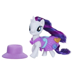 Hasbro - Figurina My Little Pony Rarity, Colectia School of Friendship