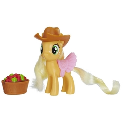 Hasbro - Figurina My Little Pony Applejack, Colectia School of Friendship