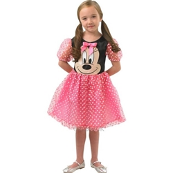 Rubies -  Costum Carnaval Rochita Roz Minnie Mouse