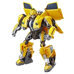 Hasbro - Robot Transformers Power Charge Bumblebee