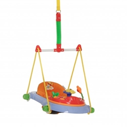 Hauck - Leagan Jump Deluxe Pooh