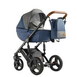 Krausman - Carucior 3 in 1 Nexxo Dark Blue