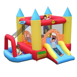 Happy Hop - Play Center 4 in 1