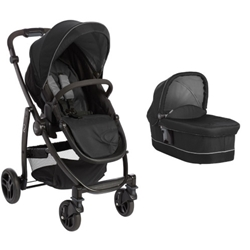 Graco - Carucior Evo II 2 in 1 Black Grey