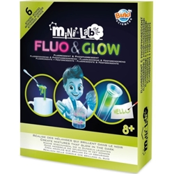 Buki France - Mini - Laboratorul Fluo & Glow