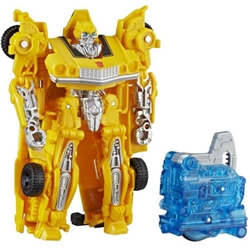 Hasbro - Robot Transformers MV6 Bumblebee Power Plus, Colectia Energon Igniters