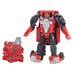 Hasbro - Robot Transformers MV6 Shatter Power Plus, Colectia Energon Igniters