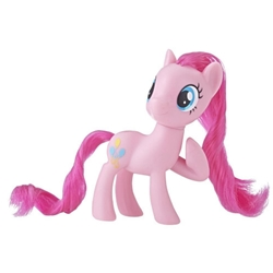 Hasbro - Figurina My Little Pony Cutie Mark Pinkie Pie, Colectia Classic