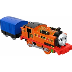 Mattel - Locomotiva Thomas and Friends Motorizata - Victor