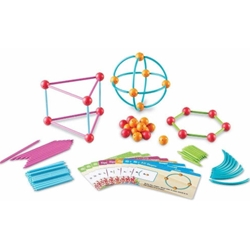 Learning Resources - Set Constructie Forme 3D
