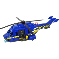 Dickie Toys - Jucarie Elicopter de Politie Special Forces Helicopter Unit 91