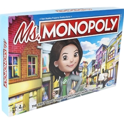 Hasbro - Joc de Societate Ms Monoply
