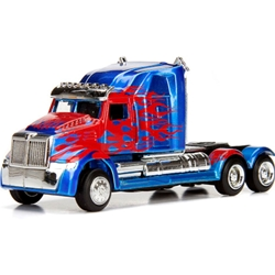 Welly - Masinuta Transformers Hollywood Rides Optimus Prime 1:64