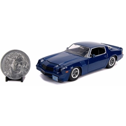 Welly -  Masinuta Stranger Things 1979 Chevy Camaro 1:24