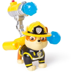 Spin Master - Figurina Rubble PAW Patrol Heropup Ultimate Rescue