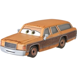 Mattel - Masinuta Disney Cars 3 Bill Revs, Scara 1:55