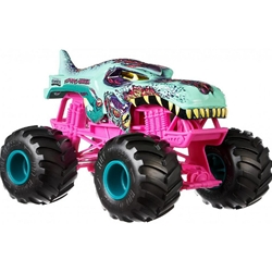Mattel - Masinuta Hot Wheels Die Cast Monster Truck Zombie Wrex