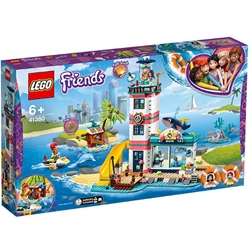 Lego - LEGO Friends Centrul de Salvare de la Far 41380