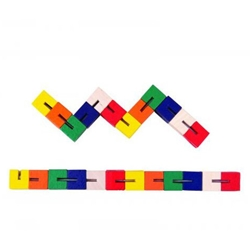 Bigjigs - Jucarie Twister Blocks