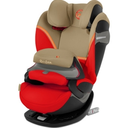 Cybex - Scaun Auto Pallas S-Fix Autumn Gold 9-36 kg