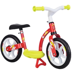 Smoby - Bicicleta fara Pedale Comfort Pink