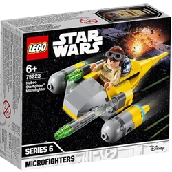 Lego - LEGO Star Wars Naboo Starfighter Microfighter 75223