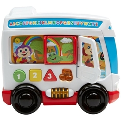 Fisher-Price - Autobuz cu Sunete Laugh and Learn