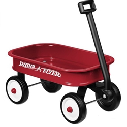 Radio Flayer  - Jucarie Carucior Little Red Wagon