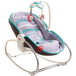Tiny Love - Sezlong 3 in 1 Rocker Napper Turquioise