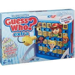 Hasbro - Joc de Societate Guess Who Extra