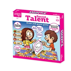 Learning Kitds - Joc Interactiv - Secret talent