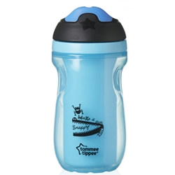 Tommee Tippee - Cana Sippee Izoterma, ONL 260 ml Albastru