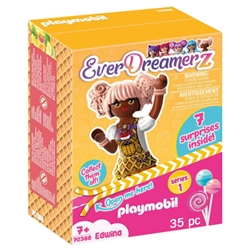 Playmobil - Set de Constructie Edwina - Everdreamerz