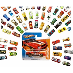 Mattel - Masinuta Hot Wheels Die Cast Scara 1:64