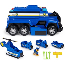 Spin Master - Set de Joaca Chase Ultimate Police Cruiser 5 in 1 Patrula Catelusilor