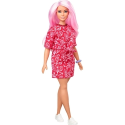 Barbie - Papusa Barbie by Mattel Fashionistas GHW65