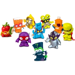 Magicbox Toys - Set 10 Figurine Super Zings Seria 1