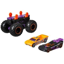 Hot Wheels - Set Hot Wheels by Mattel Monster Trucks Monster Maker GWW16
