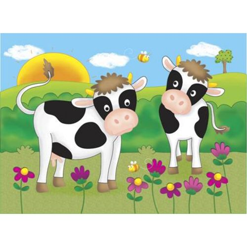 Galt 4 Puzzles In A Box – Farm