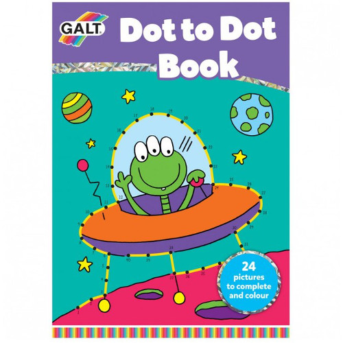 Dot to Dot Book - Carte Uneste Punctele thumbnail